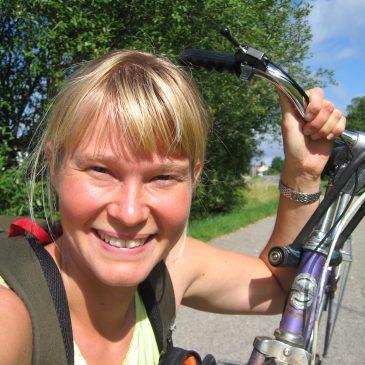 Ta cykeln ut till landet
