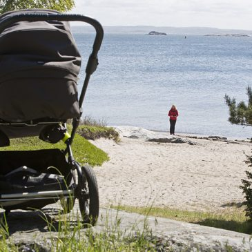 Topp 4: Våra bästa vandringar med barnvagn
