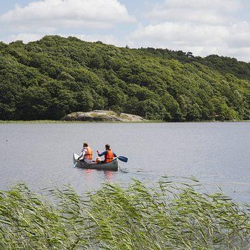 Paddla Stensjön