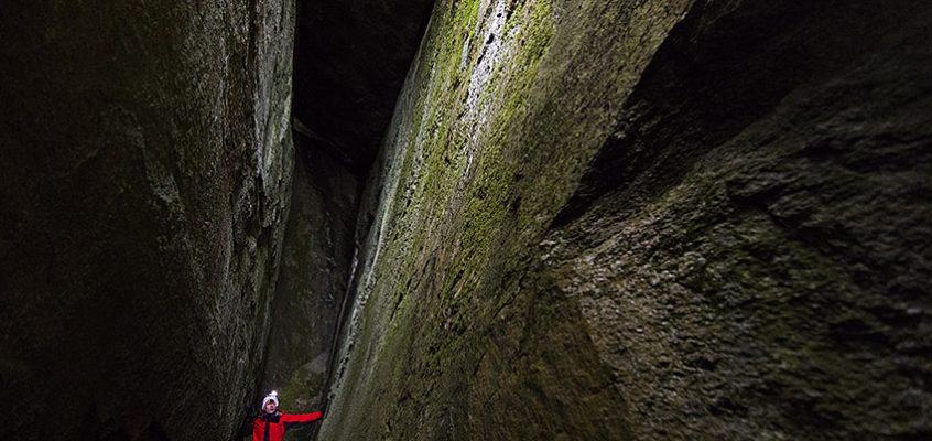 Grottorna du inte visste fanns