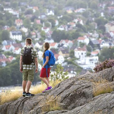 Utsiktsplats Lackarebäck