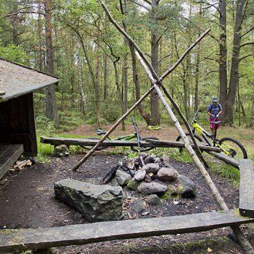 Vindskyddet vid Råhult