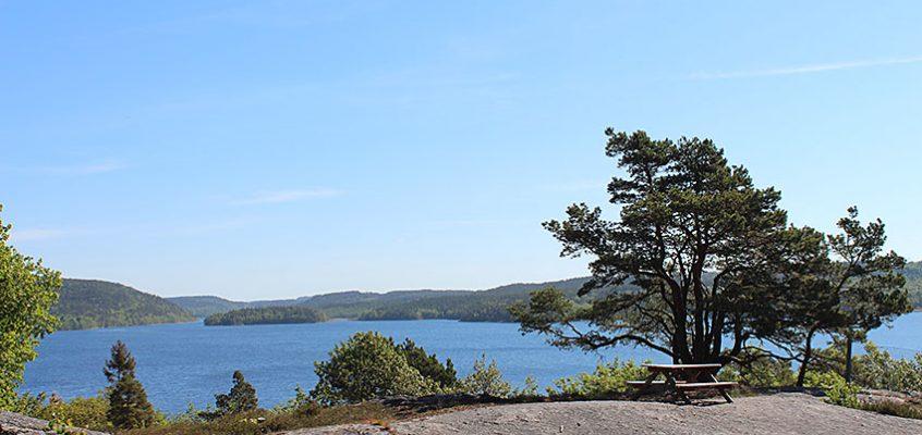 Utsiktsplats Hornsjön