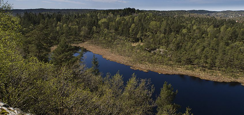 Utsiktsplats Råberget