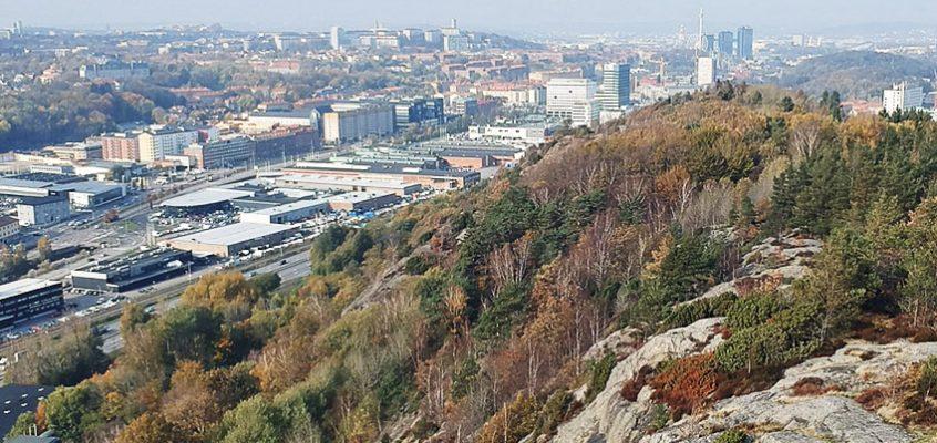 Lackareberget – med Göteborg under fötterna