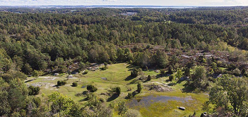 Bland utsikter och snäckskal i Sillvik
