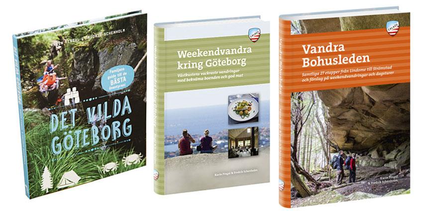 Böcker som vi gjort