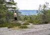 Vandra östra Änggårdsbergen