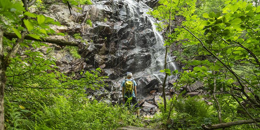 14 vattenfall längs Västkusten